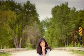 Tiffany - Senior Portraits - Kansas